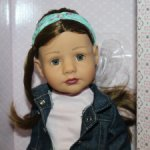Gotz Little Kidz Doll Grete XS (готц Грета) (2)