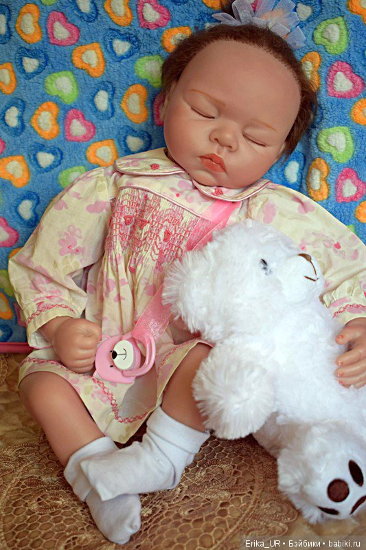 NPK doll, Kawaii, Realistic baby, made in China