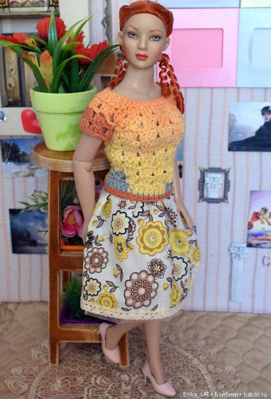 Гортензия, Hortencia, basic-doll, Tonner, 1/4, 2006, Cinderella-Stepsister