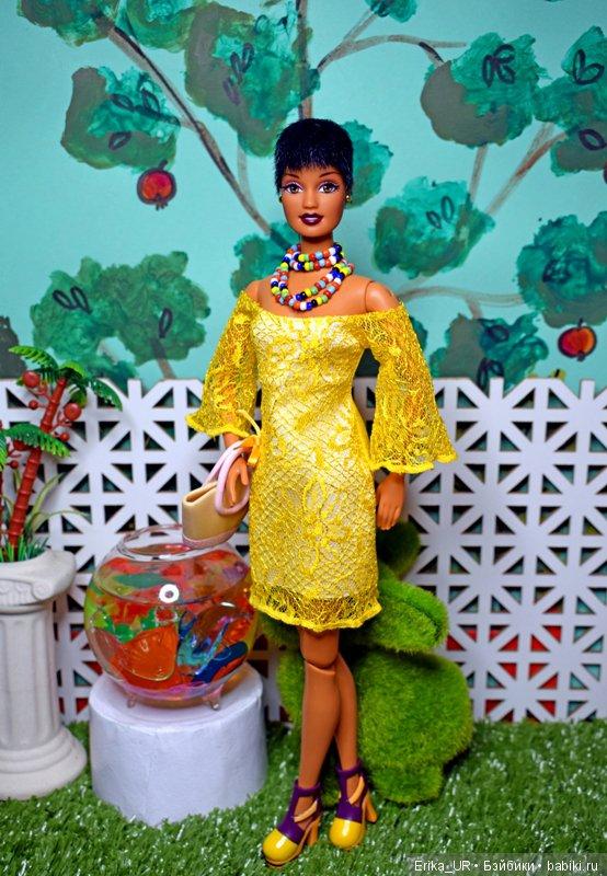 Тесса, 1/6, doll, Teresa, by-Mattel, 1998