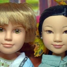 Си-Джей и азиаточка Йоко