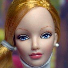 "Ева. Eve, fashion doll, by Susan Wakeen, 16"""