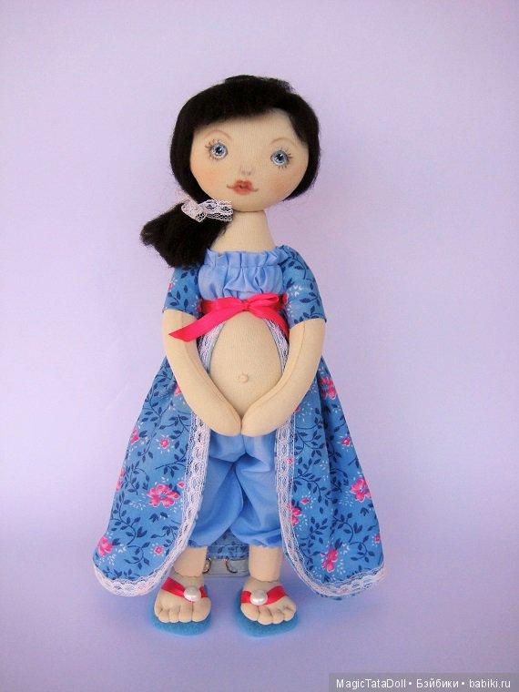 Кукла беременная, хороший подарок для будущей мамы