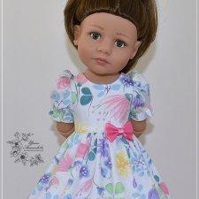 Платье для Gotz Little Kidz