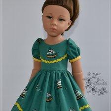Платье для Gotz.