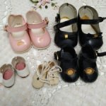 Несколько пар обуви для куколок