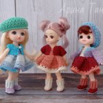 МК Профитрольки для кукол баболи 16 см
