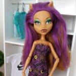 Клодин Monster High