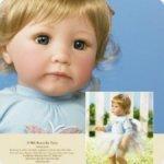 """Batterfly fairy"" Lee Middleton doll от Eva Helland."