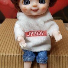 Милый малыш с ямочками)))