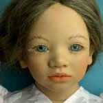 Лона от Annette Himstedt из коллекции «Дети Мира».