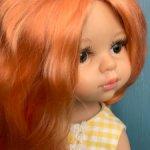 Кэрол- медноволосая красотка! Куколка 2017 г.!