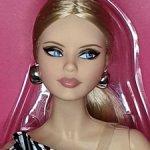 Барби Barbie Signature Striking in Stripes 2017 (НРФБ)