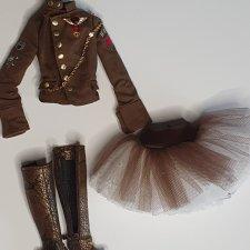 Аутфиты Barbie от коллекционных кукол Барби