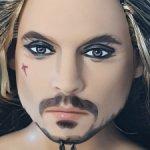 Бабрби Barbie Captain Jack Sparrow (Джек Воробей)