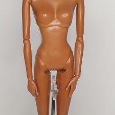 Барби Barbie пивотальное тело скинтон Афра