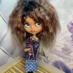 Кукла Блайз (Blythe) Ронни