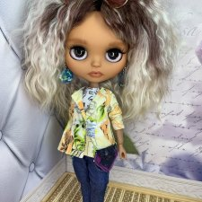Кукла Блайз (Blythe) Vicki, tbl