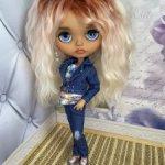 Кукла Блайз (Blythe), тбл Hailey