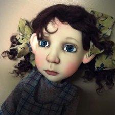 Впервые в Санкт-Петербурге куклы знаменитой художницы из США Connie Lowe