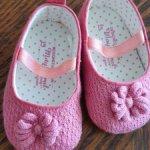 Розовые туфельки . Распродажа!