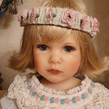 Редкая  Grefeen кукла с куклой от Joan Blackwood. Цена с доставкой!