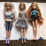 Куклы бу