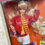 Барби 90 Benetton shopping Barbie