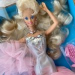 Барби 90 Barbie sparkle eyes