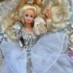 Барби 90 Barbie happy holidays 1992
