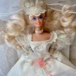 Барби 90 Barbie dream bride