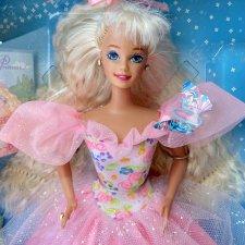 Барби 90 Barbie butterfly princess