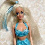 Барби 90 mermaid Barbie