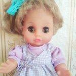 Кукла ГДР, Бигги, рост 25 см.
