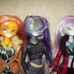 Лот  Кукла-кошка Catwalk kitties Lanard