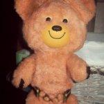 Олимпийский мишка ,  медвежонок ,медведь СССР , редкий.