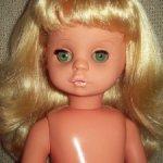 Кукла Гдр Сонни с длинными волосами