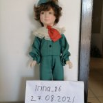 Кукла Ларри от Jan Hagara 1985