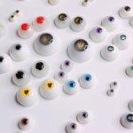 Глаза для БЖД на заказ размеры от 6мм до 22мм