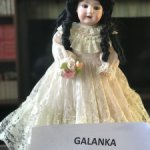 антикварная кукла Shoenau&Hoffmeiste