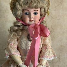 Продаю антикварную куклу Карл Хартманн