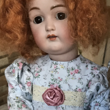 Антикварная кукла J.D.Kestner молд 214