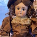 Антикварная кукла Зонненберг