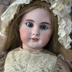 Продам антикварную куклу DEP
