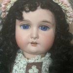 Антикварная немецкая кукла Adolf Wislizenus Special