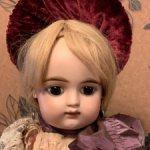 Антикварная французская кукла F. GAULTIER