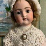Антикварная куколка от Kammer&Reinhardt, молд 192