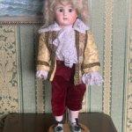 французская кукла Steiner Fre A