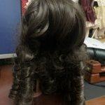 Продам винтажный парик на большую куклу