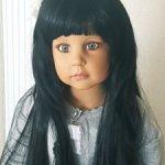 Большая виниловая кукла рост 110 см